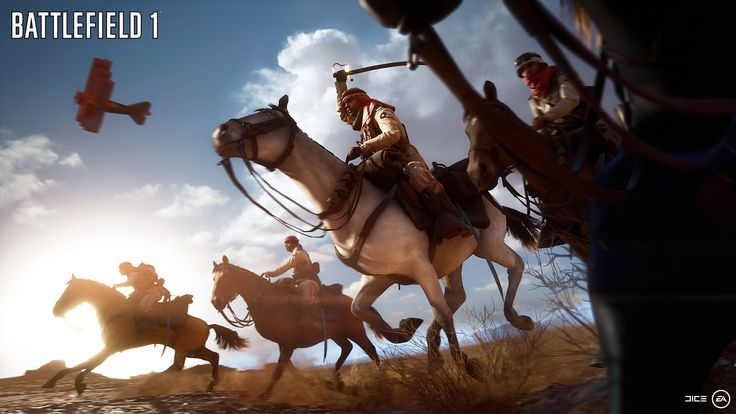 Watch classic Battlefield gameplay and see how thrilling horse charges, battle tanks and armored trains are at the dawn of all-out war. It's war on an epic s...
