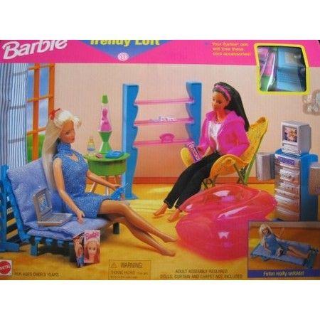 Barbie Pajama Fun Bedroom Playset - Barbie Wiki