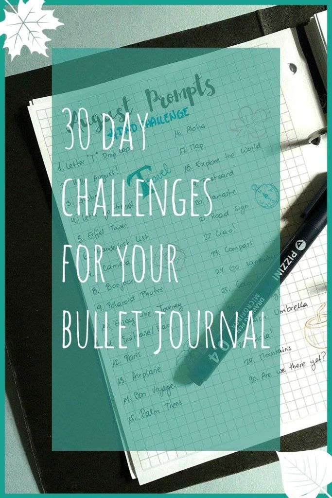Remember how last week I posted My Bullet Journal Setup for August and included…