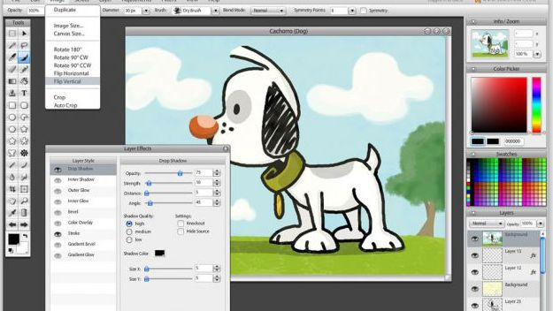 The Best Free Graphic Design Software Free Graphic Design Software Graphic Design Software Online Painting