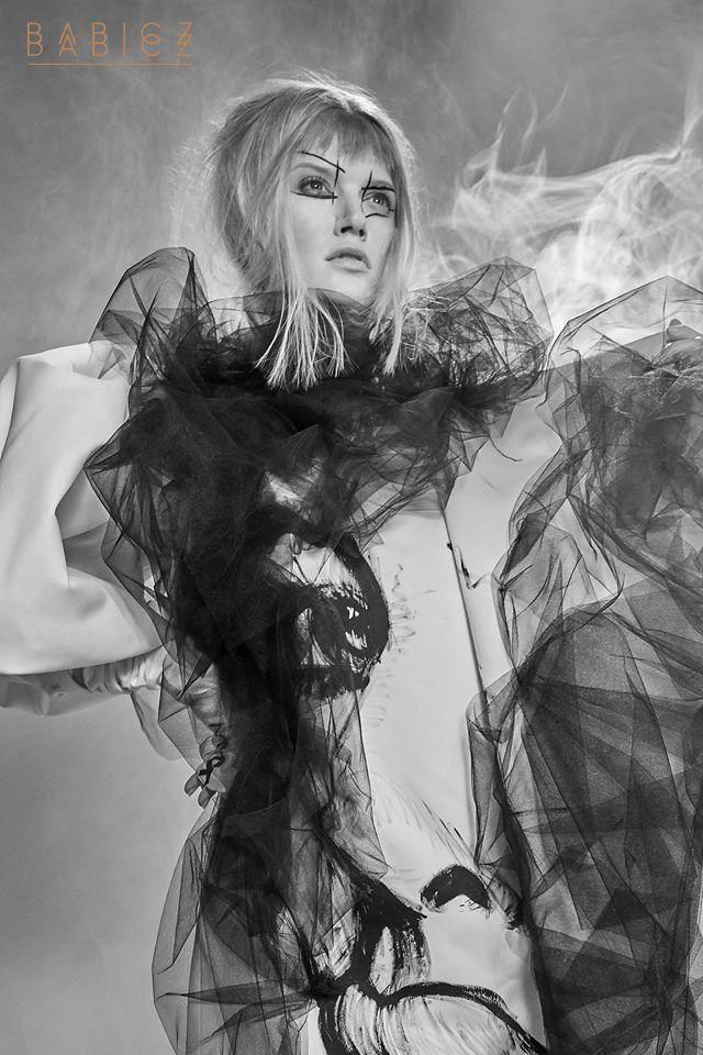 Immensity 2017/2018   Hair: Akademia Babicz   Make up: Dorota Golińska   Costumes made & styled by: Marcin Andruszkiewicz    Photo: Łukasz Brześkiewicz   Partner: Orbico Sp.z.o.o Dystrybutor Wella Professional