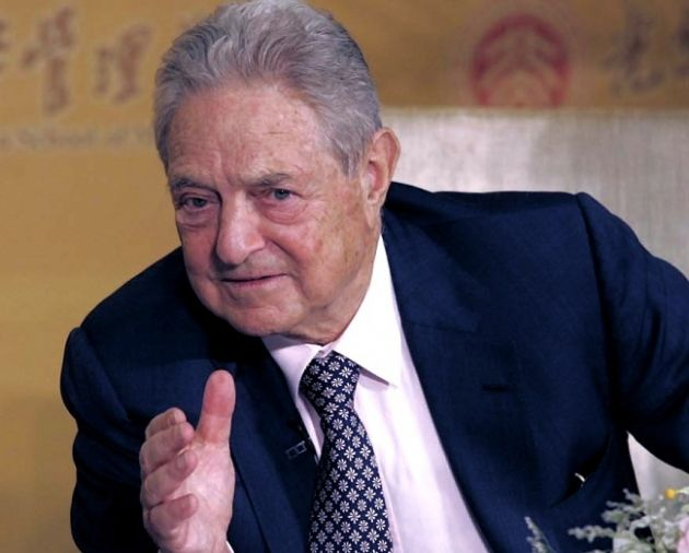It disclosed the secret biography of Soros - the sponsor of all revolutions and terror