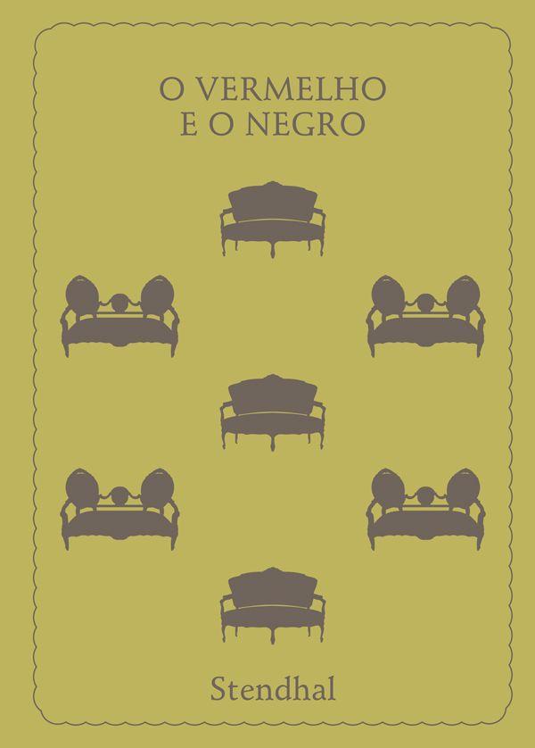 O Vermelho e o Negro - Sítio do Livro