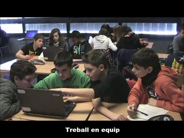 Portes Obertes 2013 - Educació secundària by Institut Escola Les Vinyes. Presentació de l'educació secundària de l'Institut Escola Les Vinyes amb motiu de les portes obertes 2013.