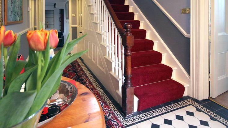 Kingsmead Carpets. Colour Tomato.