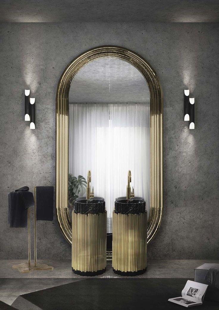 Exquisite Washbasins To Enhance Luxury Bathrooms ➤ To see more news about Luxury Bathrooms in the world visit us at http://luxurybathrooms.eu/ #bathroom #interiordesign #luxurybrands @BestDesignProj @koket @bocadolobo @delightfulll @brabbu @essentialhomeeu @circudesign @mvalentinabath @luxxu @covethouse_