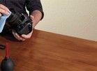 Aprenda a limpar sua câmera DSLR e preservar seu equipamento fotográfico