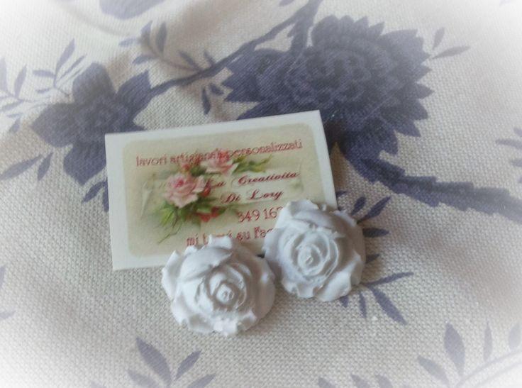 roselline in gesso
