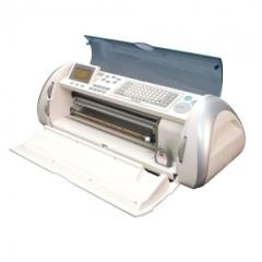 The Cricut Personal Electronic Expression Cutter machine, made by Provo Craft, will help make your scrapbooks a masterpiece. The Cricut Expression can cut designs, alphabets in various sizes.