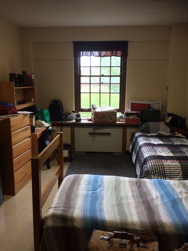 Morris College Dorm Rooms