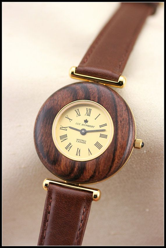 Wood watch Wood anniversary gifts Wood watch by HUMBERTcreations