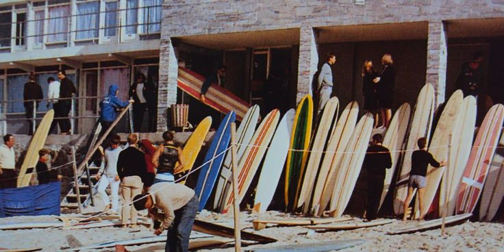St Ives Surfing since the '60s