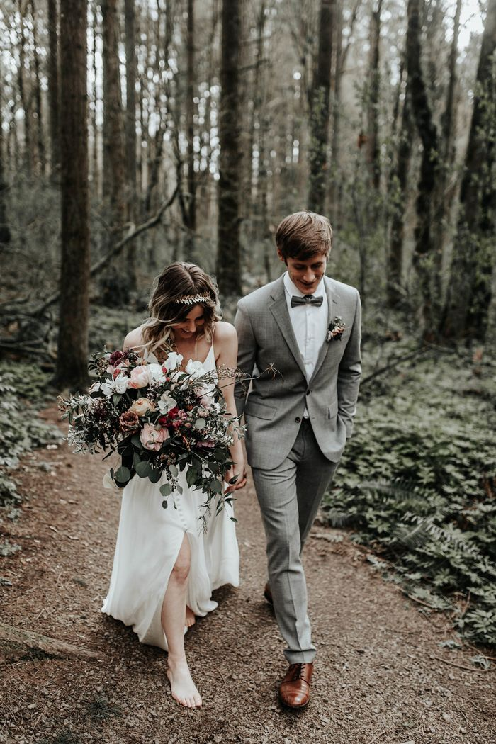 A walk in the woods   Image by Karra Leigh Photography