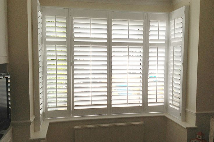#Full height #shutters by #PlantationShutters London UK