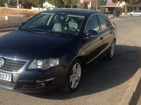 Volkswagen Passat 2008  فولكس واجن باسات 2008 فل الفل للبيع الاردن + صور و سعر