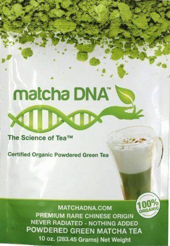 Bestselling Matcha DNA Certified Organic Matcha Tea 10 Oz. Green TEA  Organic Matcha Tea -- http://www.amazon.com/Bestselling-Matcha-Certified-Organic-Green/dp/B00BG0ZJ0Y