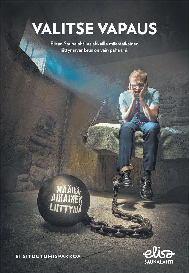 Valitse vapaus / Elisa Saunalahti