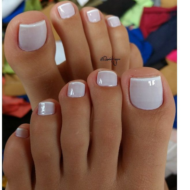 655 7k Followers 182 Following 14 9k Posts See Instagram Photos And Videos From Por Fabi Neuburger Com Amor Di Cute Toe Nails Toe Nail Color Toe Nails