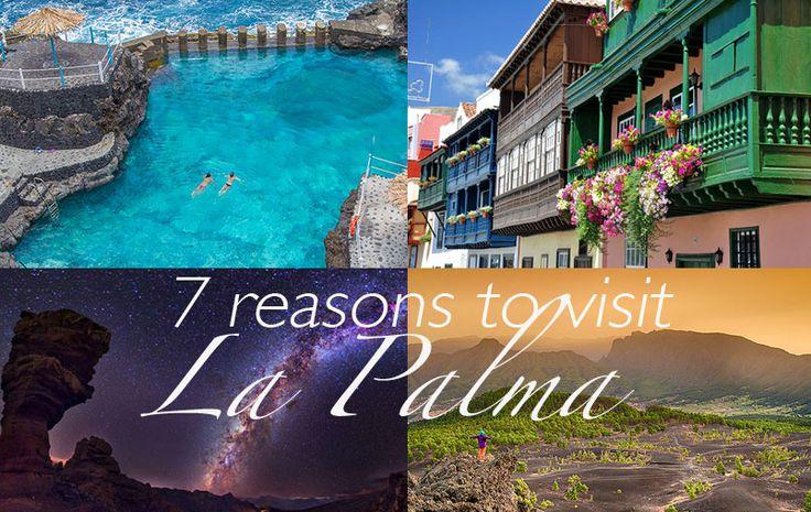 7 reasons to visit La Palma, Canary Islands, Spain