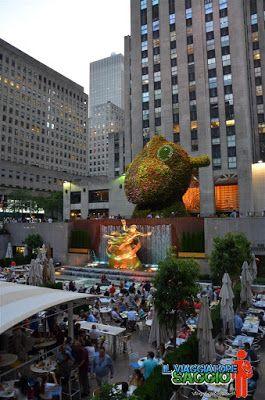 Rockfeller Center of New York - Manhattan - Il Viaggiatore Saggio