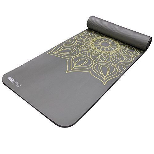 New Comfort  Extra Thick Yoga Mat Pilates Gym No Toxic Phthalates Heavy Metals #yogamat