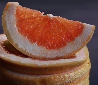 Grapefruit má toľko vitamínu C, že ak ho jete každý deň, o vašu imunitu je výborne postarané