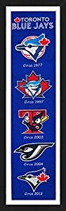 MLB Framed Heritage Banner 13x36 inches, Price: $54.99