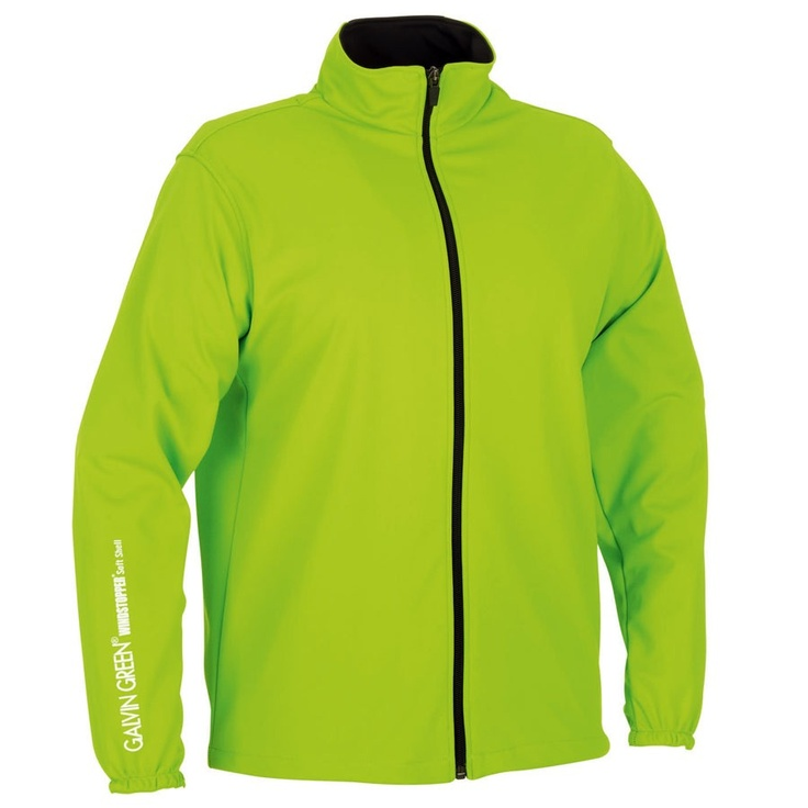 The Galvin Green Ryan Waterproof Top is a great way to keep your youngster dry on the golf course