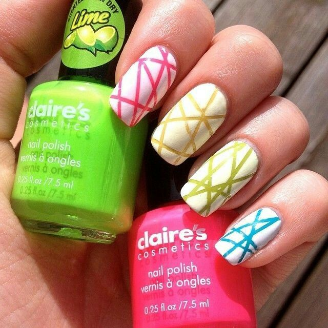 125 mejores imágenes de summer art for nails en Pinterest | Arte de ...