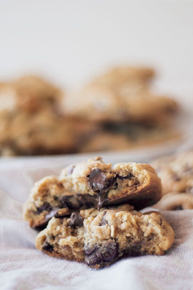 Copycat Doubletree Chocolate Chip Cookies Recipe Cookies