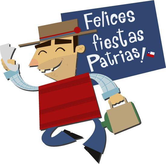 Fiestas Patrias! on Behance