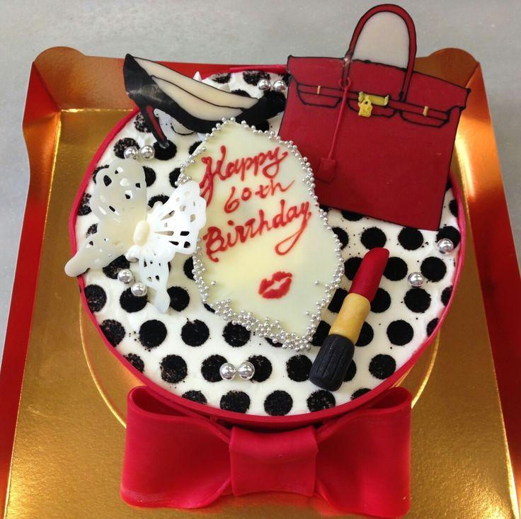 Ladys cake
