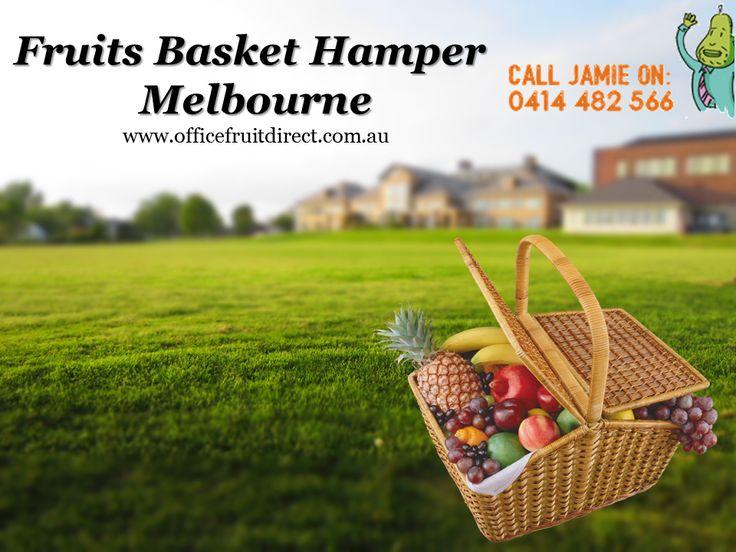 #Fruits Basket Hamper #Melbourne