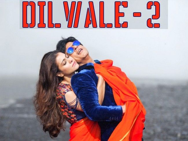 DILWALE 2-Rohit Shetty-Shahrukh Already Planning Sequel? Dilwale movie starring Shahrukh Khan Kajol Varun Dhawan and Kriti Sanon has no longer even launched and director of the movie Rohit Shetty i…
