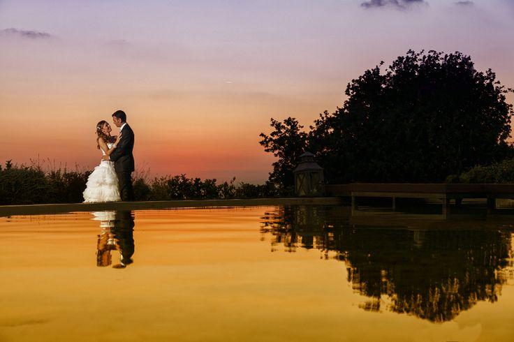 Fotografo Matrimonio Tramonto