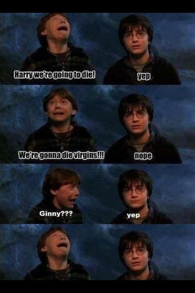Harry Potter banter