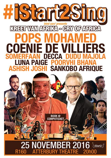 iStart2 Blog : Cry of Africa - Kreet van Afrika ... Atterbury The...