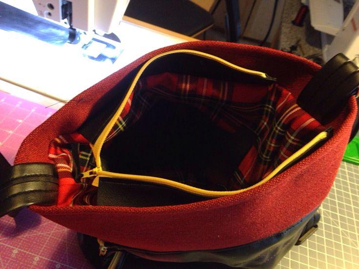 Taschen innenleben