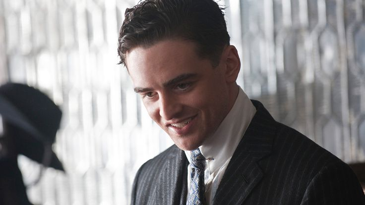 Lucky Luciano  Boardwalk Empire   Vincent Piazza