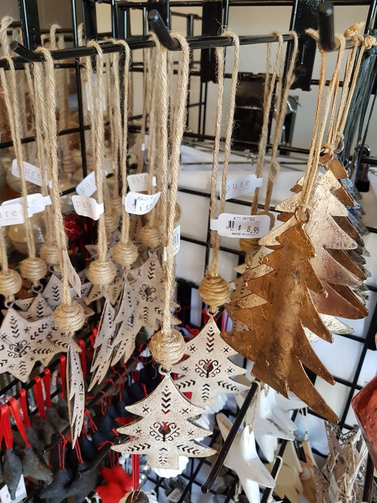 Selected hanging decorations 75%off RRP until 20th January 18..where else but Dawn  Again!