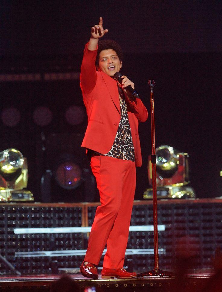Bruno Mars - Bruno Mars - Moonshine Jungle Tour - Verizon Center, Washington D.C.