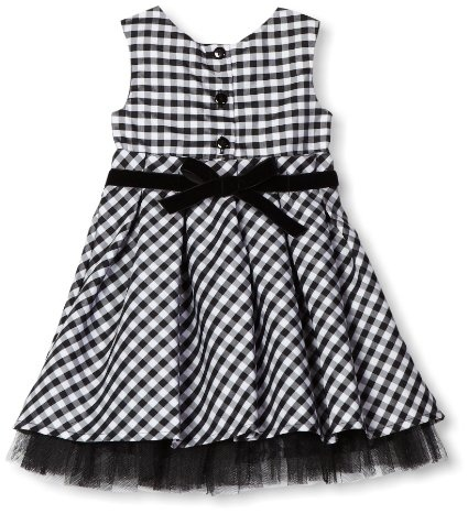 Youngland Baby-Girls Infant Long Sleeve Shrug Dress 3 Piece Set: