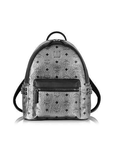 Prezzi e Sconti: #Stark small silver zaino con logo e borchie  ad Euro 750.00 in #Borse borse donna #Moda