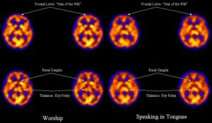 Speaking In Tongues: Medical Study Proves it's the Holy Spirit praying