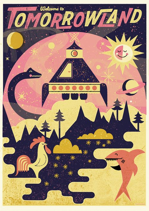"""Our wonderful illustration agents CIA have turned the ripe ol' age of 30. And to celebrate what better than to have a birthday party (exhibition) at the V&A museum of childhood. """" 'More than fifty..."""