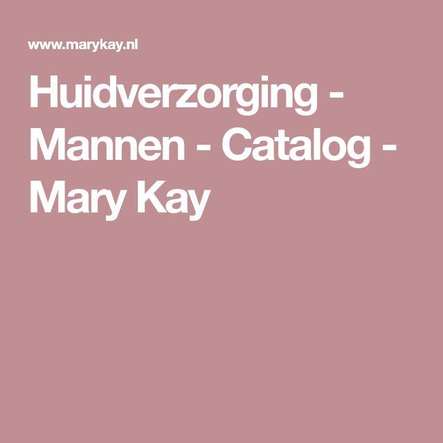Huidverzorging - Mannen - Catalog - Mary Kay