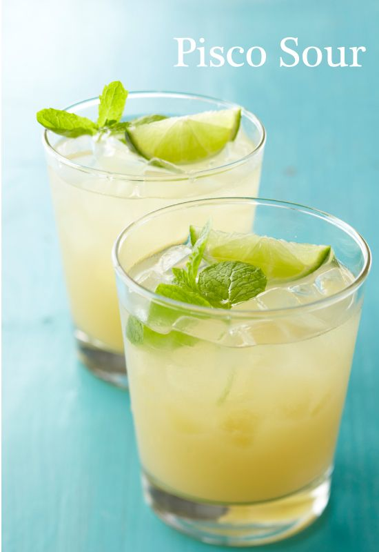 Wave hello to your new favorite summer drink! A Pisco Sour is light, limey, and strong. See the full post on Delish Dish: http://www.bhg.com/blogs/delish-dish/2013/06/11/summertime-drink-pisco-sour/?socsrc=bhgpin061213piscosour