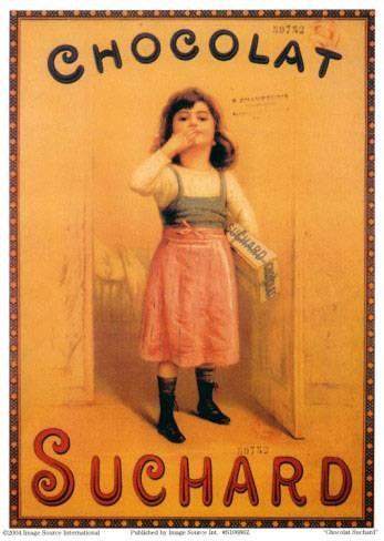 Chocolat Suchard | Retro advertising | Vintage poster #Affiches #Retro #Vintage #Ads #Adverts #SXX #deFharo #Publicidad #Posters