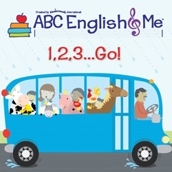 Jingle go the car keys! The second unit of ABC English & Me reviews basic concepts introduced in Unit 1 and then introduces English language terms around cars, buses, and other things that go zoom. Red means stop, and green means go! www.abcenglishandme.com