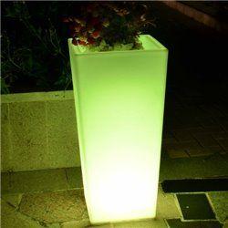 LED PLANT POTS RGB IP68 HIGH